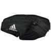 阿迪达斯(Adidas)休闲运动 潮流款小肩包 S96349 黑色 阿里纪行 探秘雪域之巅的往昔生命