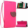 Розовый Дизайн Кожа PU откидная крышка бумажника карты держатель чехол для Nokia Lumia 830 велосипед и одуванчика дизайн кожа pu откидная крышка бумажника карты держатель чехол для nokia lumia n630