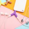 MyMei Earphone Pro 3.5mm Stereo Audio Jack Male Headphone 2 Way Y-Splitter Adapter 3pcs 3 5mm plug audio jack 3pole gold plated earphone adapter for diy stereo headset earphone or used for repair earphone