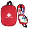 MyMei Premium First Aid Kit Bag Waterproof Large Survival Package for Camping Outdoor