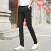 Yi Ши моды (yishistyle) низкая талия тонкие дышащие мягкие эластичные случайные брюки мужские спортивные ZYX117 черный 30 manitobah унты tall gatherer mukluk мужские черный