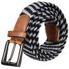 DouGuYan эластичный спортивный мужской поясной ремень мужской ремень cinto couro marca