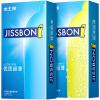 Презервативы презервативов Jieshi Высококачественные ультратонкие 12 + ультратонкие ультра-скользкие 6 рекламных материалов ультратонкие тонкие взрослые секс-игрушки анальная пробка с вибрацией pretty love