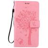 Pink Tree Design PU кожа флип крышку кошелек карты держатель чехол для HUAWEI MATE 8 pink tree design pu кожа флип крышку кошелек карты держатель чехол для huawei mate 8