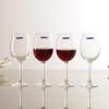 Jingdong [супермаркет] Le Meiya Luminarc вкус вина бокал вина бокал шампанского стекла 350 мл 4 Жи бокал для вина rona 6044000