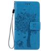 Blue Tree Design PU кожа флип Обложка Кошелек Карты Держатель чехол для LG G5 дизайн дерева и кошки кожа pu кожаный флип обложка чехол для карты lg g5
