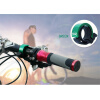 MyMei Outdoor 90db Ring Alarm Loud Horn Aluminum Bicycle Bike Safety Handlebar Bell 2 mode bicycle bike bell ringer vibration automatic ring the bell 90 100db