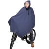 Подготовка США велосипедов дождевиков мода одного мотоцикла пончо утолщения увеличилась электромобили дождевика для взрослых мужчин и женщин военно-морского флота электромобили weikesi jj014
