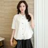 SIBOSHE женская модная широкая рубашка с воротником женская рубашка feelroom