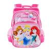 Дисней (Disney) Детский школьный школьный бремена высокого класса U-образный мешок плеча девочки рюкзак водонепроницаемая ткань PB0225 Snow White Rose