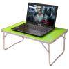 Более Чанг Хаи новый открытый портативный складной маленький ноутбук стол двуспальная кровать стол стол складной стол исследование стол ленивый Общежитие зеленого яблока ZL64 складной стол для наклеивания обоев