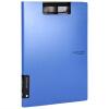 Jindeli (KINARY) AF1000 PP складной пластина вставлен отчет папка А4 синий стенд складной с дисплеем 10 а4 сочи