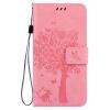 Pink Tree Design PU кожа флип крышку кошелек карты держатель чехол для LG G5 pink tree design pu кожа флип крышку кошелек карты держатель чехол для lg k3