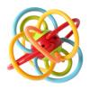 Ming Ting (MING TA) мягкая пластиковая рука с мячом Манхэттенский мяч детские игрушки зубочистка кровать колокольчик крыса зубы исходная музыка форт детского тетерея качания манхэттенский мяч детские игрушки детские игрушки для жевательной ванны можно варить 0 1 лет