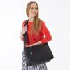 [Супермаркет] MELOBABY Британского Jingdong большой моды Мумия мешок мать сумка сумка классическая черная