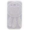 Обложка Dreamcatcher Pattern Мягкий тонкий ТПУ резиновый силиконовый гель чехол для Samsung GALAXY J3