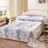 Ivy (AVIVI) листы цельный хлопок 40 саржевая печать большая односпальная кровать двуспальная кровать 1,5 м / 1,8 м кровать 230 250 год стока воды кровать