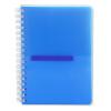 Kokuyo WCN-TTN1860 B5 80 квадратов этой страницы 5 мм PP поверхность спирального переплетом ноутбук / блокнот случайного kokuyo kokuyo wcn ds1798 b5 pp поверхность катушки ноутбук ноутбук