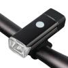 Ди Lushi (DEROACE) USB аккумуляторная фонарик лампа велосипед фары горный велосипед езда оборудование аксессуары черный deroace велосипедный цепной стальной замок для электрокара электро мотороллера мотора