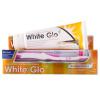 Хуэй Бао (белый Glo) сигаретного дыма пятна зубной пасты комплект (зубная паста 150g + 1 + 1 межзубных кисти пакет) импортируется из Австралии паяльник bao workers in taiwan pd 372 25mm