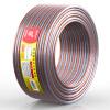 Shanze (SAMZHE) VD-4025 лихорадка динамик 400 из основной проволоки 25 м кислород медный провод аудио кабель динамик звукорежиссурой усилитель динамик соединительный провод соединительный шнур 280 led медный провод филиал струнные фары