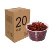 Мама смеялась круглым одноразовый упаковочные коробки 1000ML домашний отель для пищевой упаковочной коробки 20 установлена одноразовый контейнер letter 1000 50 1000ml 500ml 650 750ml