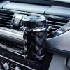 Новый портативный автомобиль Auto Led Путешествия дыма сигарет пепельница держатель Кубка стенд ведра универсальный портативный пепельница для использования в автомобиле