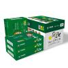 цена на Дни Глава (ТАНГО) Broadwood A4 80г копировальная бумага 500 / пакет 5 упаковок / коробка