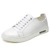 COS Британский тренд мужская обувь приливы обувь мужская повседневная обувь дикая спортивная обувь C810 белая 38 метров