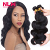Free Shipping Prices of Cheap Weaves 3 Bundles Natural Color NLW Products Malaysian Virgin Human Hair Body Wave Extension 8A free shipping cg70212a0 touchscreen 10pcs lower prices