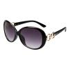 Падение в любви (LianSan) солнцезащитные очки большие каркасные очки г-жа ремонта лицо моды очки вождения зеркало моды элегантный стельки каркасные