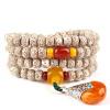 Ю Мун и звезды Lime камень ювелирные изделия браслеты ожерелья бусы 108 Pu Тизи браслеты 6x8mm браслеты
