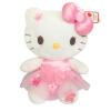 Hello Kitty плюшевые игрушки куклы куклы подарок ткань кукла Принцесса Китти 10-дюймов джд джой joy обезьяны плюшевые игрушки куклы no