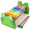 Топбрайт лягушка руки фортепиано детские детские музыкальные инструменты 1 год 2-х лет детские детские игрушки