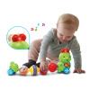 Разнообразие VTech VTech обучающие игрушки раннее образование гусеница гусеница игрушка автомобиль 6-36 месяцев двуязычного игрушки Просвещения vtech vtech младенца младенцев и детей младшего возраста радиоуправляемые игрушки цифровые обучения музыки раннего детства обучающие игрушки