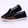Jiabaisi Women sandal around Toe fretwork low Heel fashion strap comfort shoes Large Size Basic Shoes