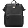 Samsonite (Samsonite) мода кожа коровы сумка 13 дюймов компьютер сумка рюкзак для отдыха и деловых мужчин и женщин, дорожная сумка BT5 * 09001 черный сумка через плечо samsonite hip tech 49d 001 49d 09001