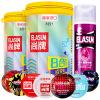 Elasun Импортные презервативы 24 X 2  шт. + смазочное средство 60 г womanizer 2 go