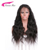 Carina hair Glueless Full Lace Human Hair Wigs Body Wave Natural Color Brazilian Remy Hair Wigs For Black Women With Baby Hair in stock 24inch multi color body wavy lace wigs