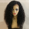 Brazilian Virgin Hair Kinky Curly Full Lace Wigs Remy Hair Glueless Lace Wig With Baby Hair 2016 unprocessed virgin full lace wig