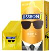 Jissbon тонкие презервативы 10шт. * 2кор. секс-игрушки для взрослых system jo ароматизированный любрикант на водной основе jo flavored chocolate delight 120 мл