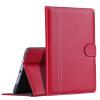все цены на Вей Джи IPad мягкая поверхность раскладушки таблетки оболочки Apple Tablet Case яркий красный относится к 9,7 дюйма IPad AIR2 онлайн