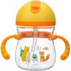 Культура и спорт (rikang) полупрозрачные Fun Series - послушно чашка (400мл) RK-B1007 (оранжевый) добрый сок яблоко персик 0 2 л