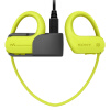 Sony (SONY) Переносные спортивных водонепроницаемые музыкальный проигрыватель WS623 (зеленый лайм)