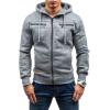 New Men Fashion Cardigan Hoodies Hooded Sweater new fashion men