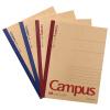 Kokuyo (Kokuyo) Campus крафт книги связывания книги / ноутбук / мягкие рукописи А5 / 40 Страница 4 случайного цвета в соответствии с настоящим аппаратом WCN-CNB3415 эффективные deli page 33385 а5 38 связывания беспроводного ноутбука ноутбук мягкие рукописи загружены суб 10