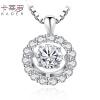 Кади Ло женский 925 серебряное ожерелье синтетический жемчуг ювелирные изделия кулон цепь ключицы