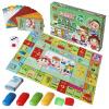Монополия игры шахматы Q Edition животных Checker 1008 детей образовательных развлечений здравоохранения доски игра шахматы игрушка