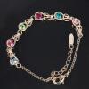 Yoursfs @ Модный кристалл Love Heart Shape CZ Cubic Zirconia Rhinestone Bracelet для девочек Женская мода Ювелирные изделия оптом Интернет