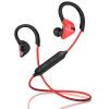 Cruiser (EDIFIER) W296BT Bluetooth стерео наушников спортивных наушников ухо телефон гарнитура с холодным черным и красным Майкл Колл